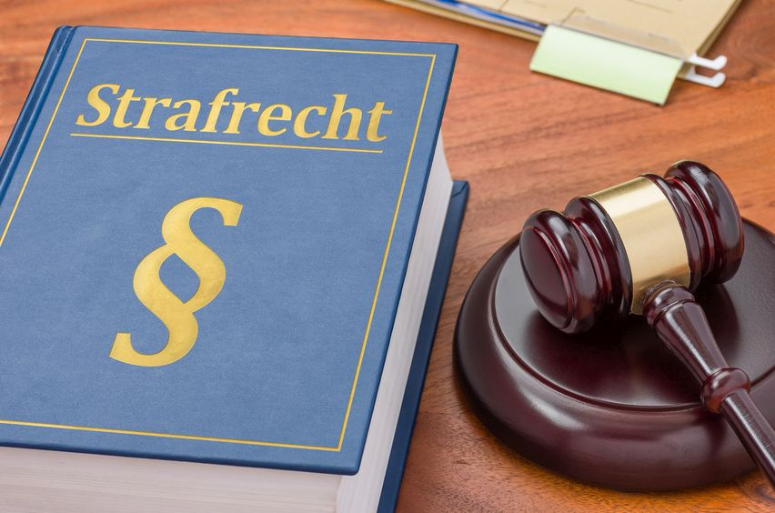 Strafrecht (Foto: fotolia/Zerbor)
