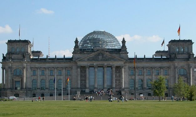 Neues Bundesdatenschutzgesetz im Bundestag